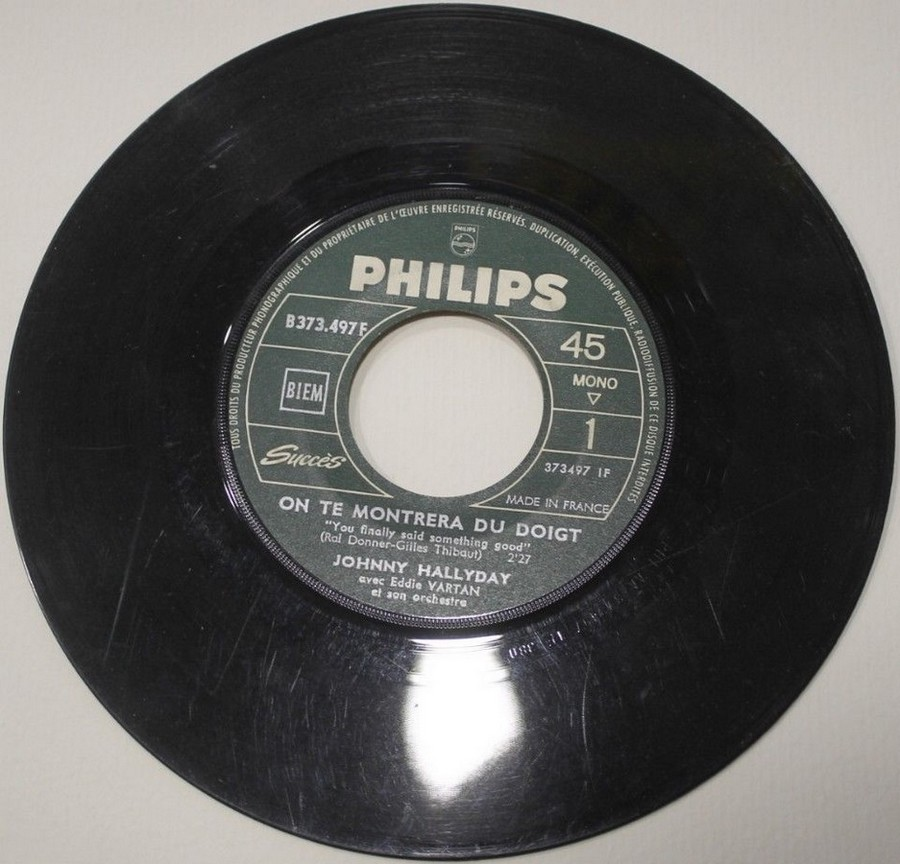 45 TOURS SP PHILIPS ( JUKEBOX )( 1961 - 1969 ) 1965_410