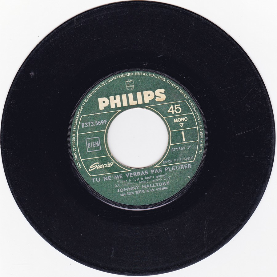 45 TOURS SP PHILIPS ( JUKEBOX )( 1961 - 1969 ) 1965_418