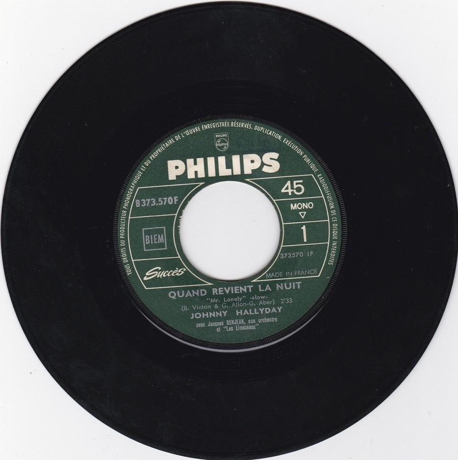 45 TOURS SP PHILIPS ( JUKEBOX )( 1961 - 1969 ) 1965_423