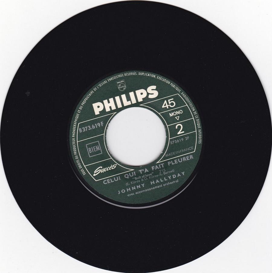 45 TOURS SP PHILIPS ( JUKEBOX )( 1961 - 1969 ) 1965_427