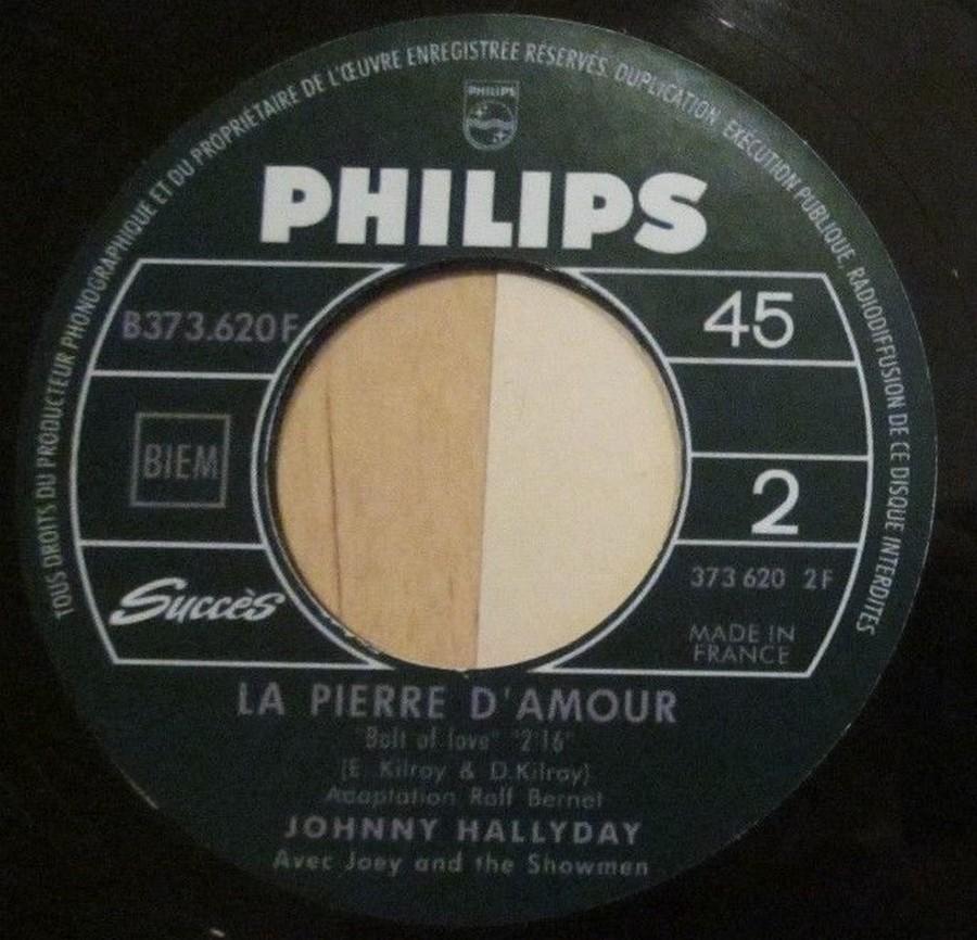 45 TOURS SP PHILIPS ( JUKEBOX )( 1961 - 1969 ) 1965_510