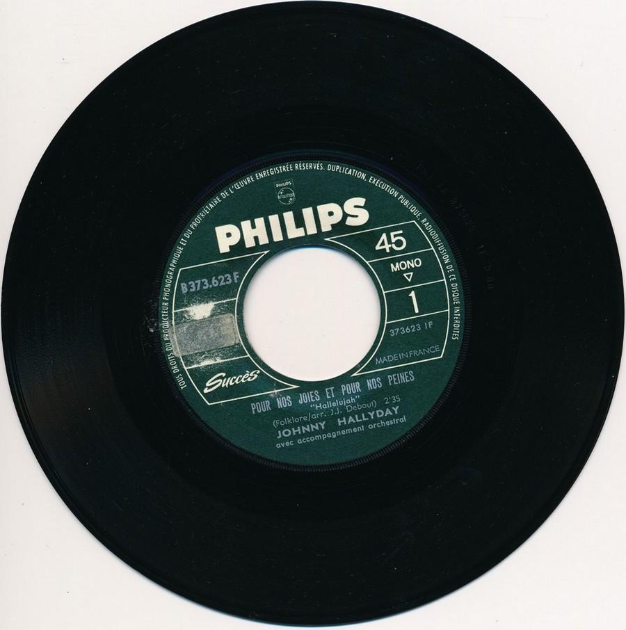 45 TOURS SP PHILIPS ( JUKEBOX )( 1961 - 1969 ) 1965_526