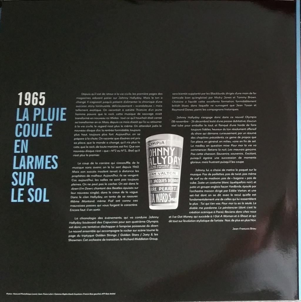 COFFRET OLYMPIA VINYLES ( 7 albums é disques ) 1965_m28