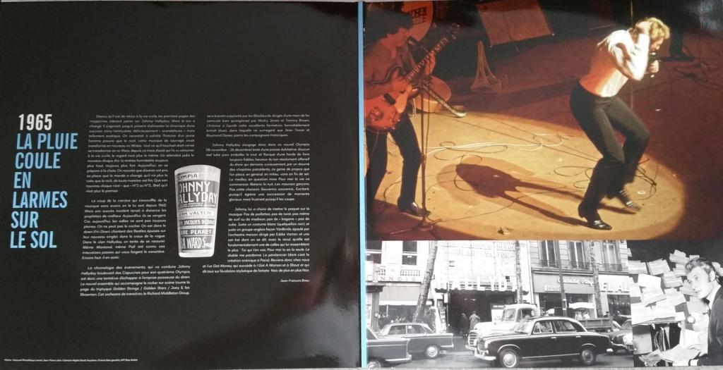 COFFRET OLYMPIA VINYLES ( 7 albums é disques ) 1965_m32