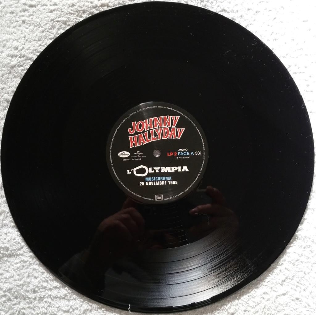 COFFRET OLYMPIA VINYLES ( 7 albums é disques ) 1965_m35
