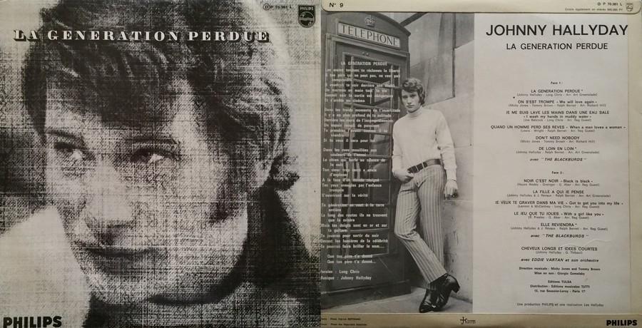 LES CONCERTS DE JOHNNY 'OLYMPIA DE PARIS 1966' 1966-010