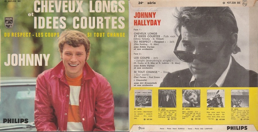 LES CONCERTS DE JOHNNY 'OLYMPIA DE PARIS 1966' 1966-211