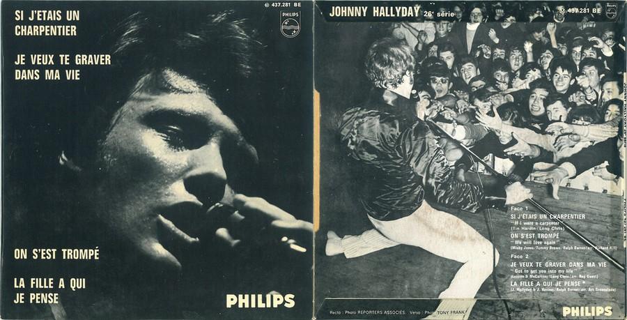 LES CONCERTS DE JOHNNY 'OLYMPIA DE PARIS 1966' 1966-310
