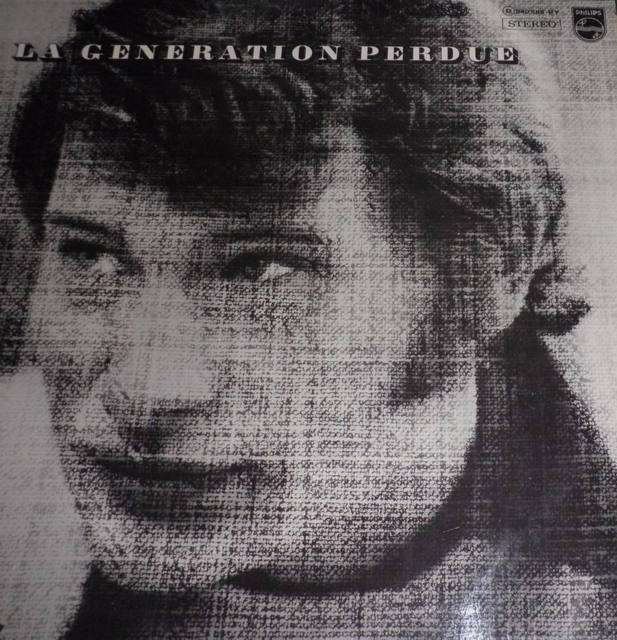 LA GENERATION PERDUE ( 33 TOURS )( TOUTES LES EDITIONS )( 1966 - 2020 ) 1966_040