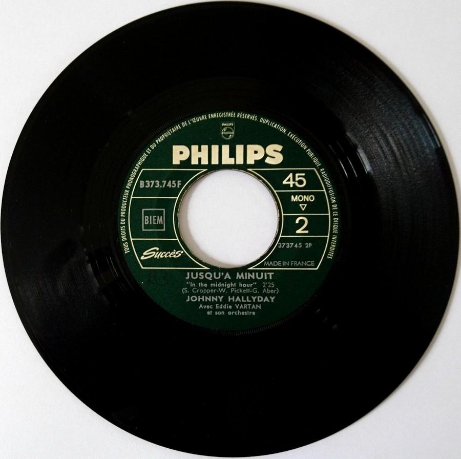 45 TOURS SP PHILIPS ( JUKEBOX )( 1961 - 1969 ) 1966_511