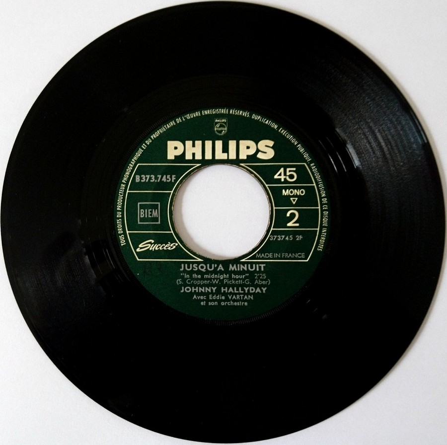 45 TOURS SP PHILIPS ( JUKEBOX )( 1961 - 1969 ) 1966_515