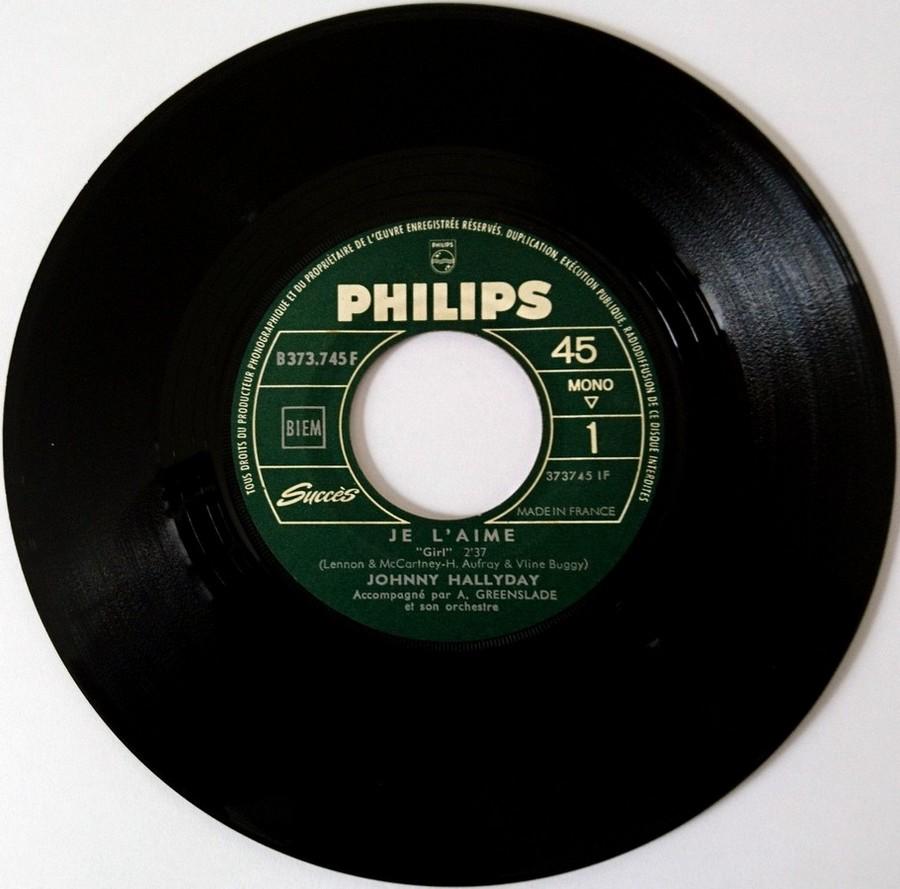 45 TOURS SP PHILIPS ( JUKEBOX )( 1961 - 1969 ) 1966_519