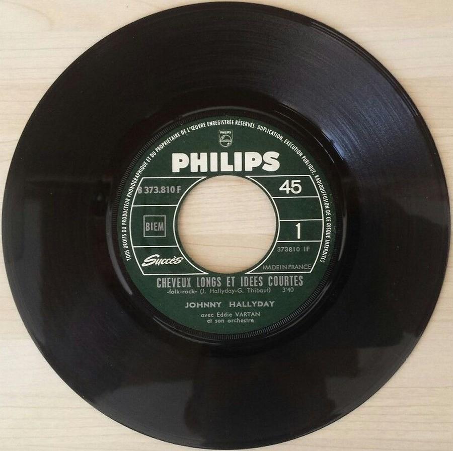 45 TOURS SP PHILIPS ( JUKEBOX )( 1961 - 1969 ) 1966_611