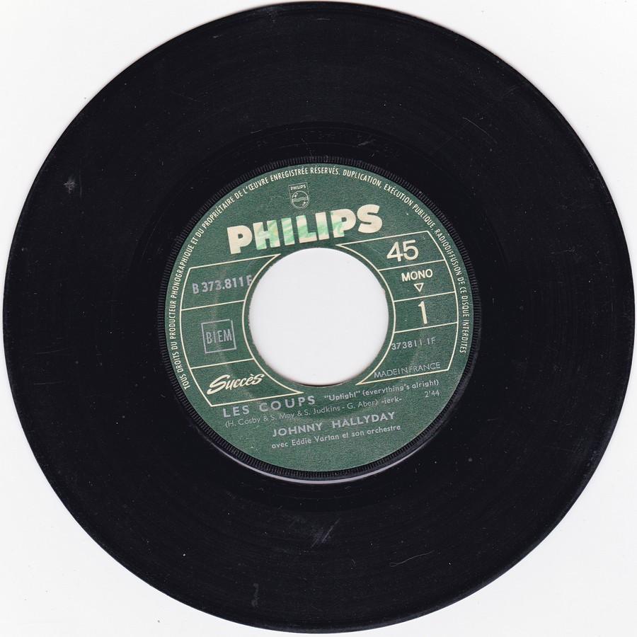 45 TOURS SP PHILIPS ( JUKEBOX )( 1961 - 1969 ) 1966_615