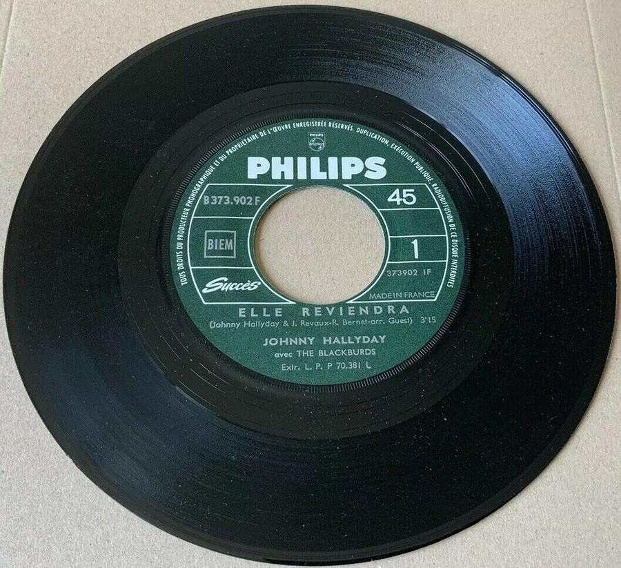 45 TOURS SP PHILIPS ( JUKEBOX )( 1961 - 1969 ) 1966_634