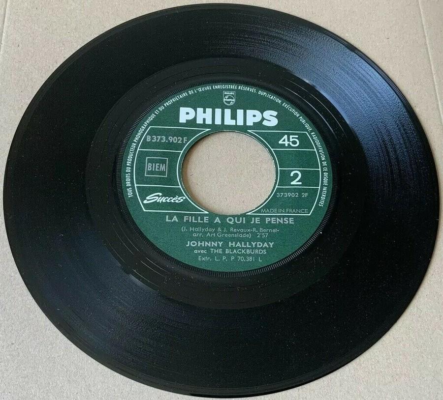 45 TOURS SP PHILIPS ( JUKEBOX )( 1961 - 1969 ) 1966_635