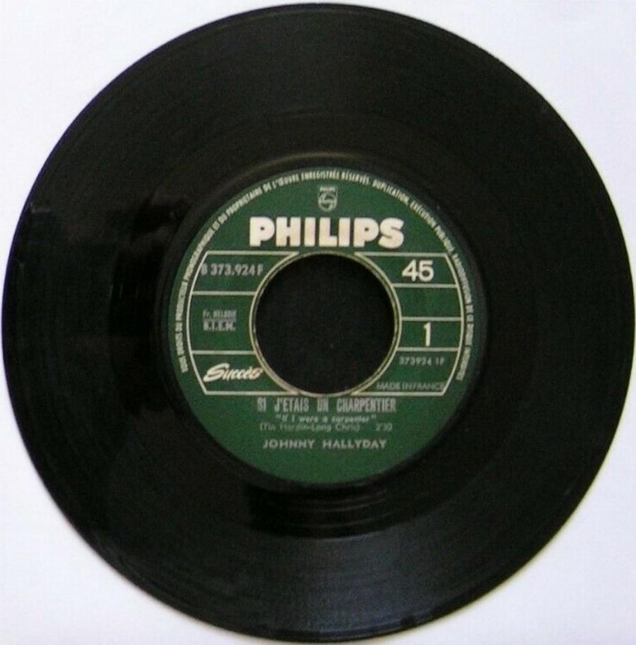 45 TOURS SP PHILIPS ( JUKEBOX )( 1961 - 1969 ) 1966_638