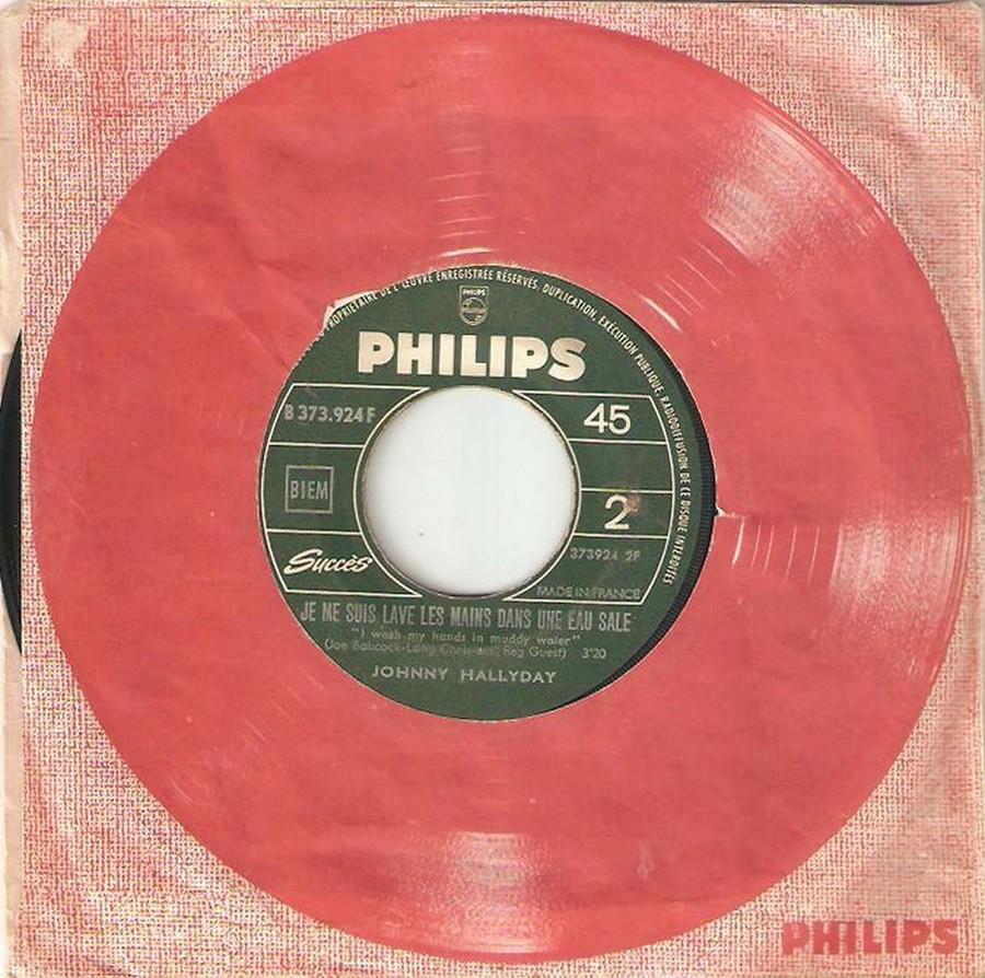 45 TOURS SP PHILIPS ( JUKEBOX )( 1961 - 1969 ) 1966_641