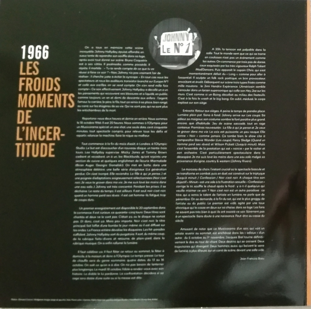 COFFRET OLYMPIA VINYLES ( 7 albums é disques ) 1966_m13