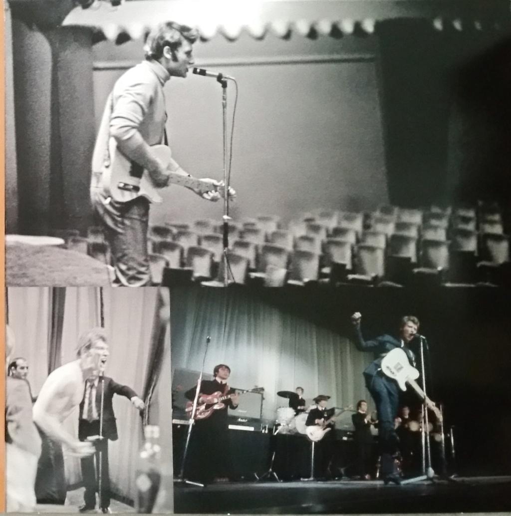 COFFRET OLYMPIA VINYLES ( 7 albums é disques ) 1966_m16