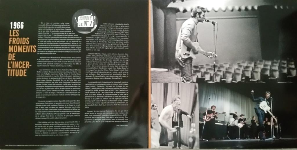 COFFRET OLYMPIA VINYLES ( 7 albums é disques ) 1966_m18