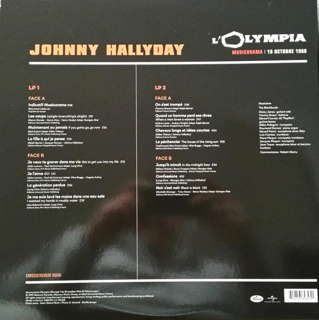 COFFRET OLYMPIA VINYLES ( 7 albums é disques ) 1966_m21