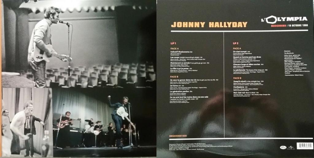 LES CONCERTS DE JOHNNY 'OLYMPIA DE PARIS 1966' 1966_m23