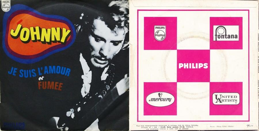 LES CONCERTS DE JOHNNY 'PALAIS DES SPORTS DE PARIS 1969' 1967_100