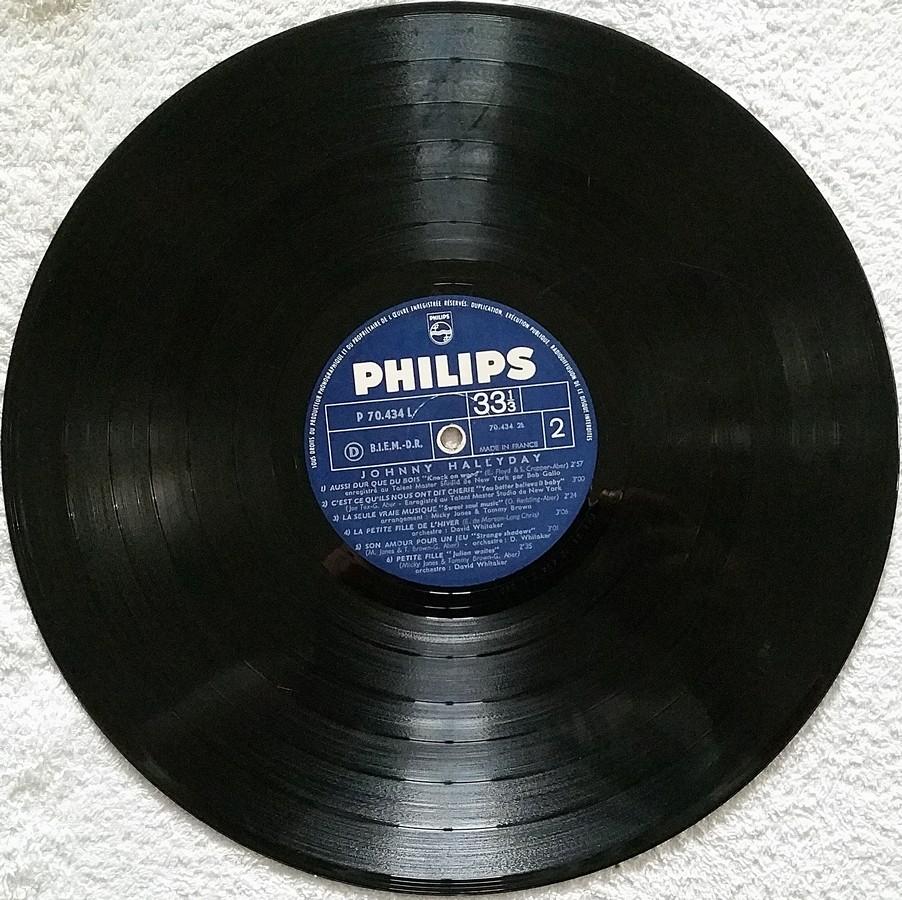 Johnny 67 ( 33 TOURS )( TOUTES LES EDITIONS )( 1967 - 2020 ) 1967_117