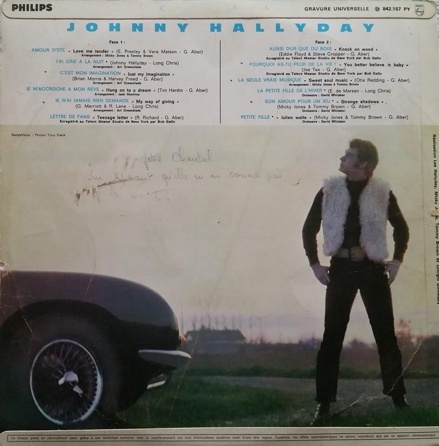 Johnny 67 ( 33 TOURS )( TOUTES LES EDITIONS )( 1967 - 2020 ) 1967_137