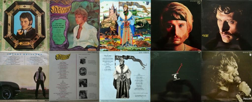 RECAPITULATIF DES ALBUMS STUDIO 33 TOURS OFFICIELS ( 1960 - 2017 ) 1967_148