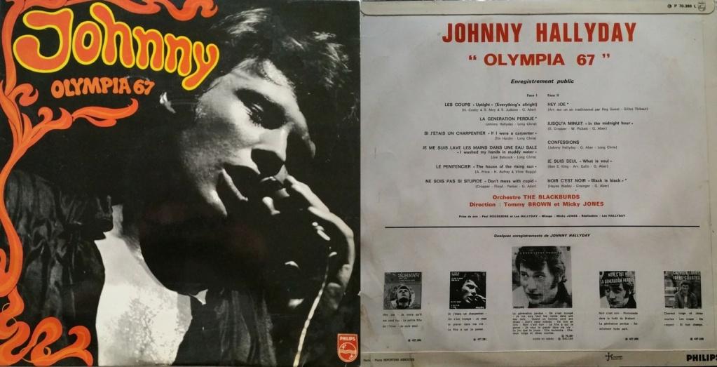 LES CONCERTS DE JOHNNY 'OLYMPIA DE PARIS 1967' 1967_149