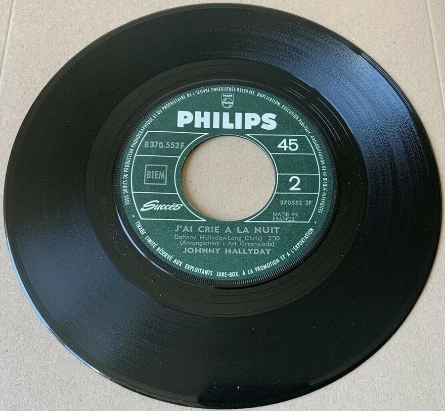 45 TOURS SP PHILIPS ( JUKEBOX )( 1961 - 1969 ) 1967_724