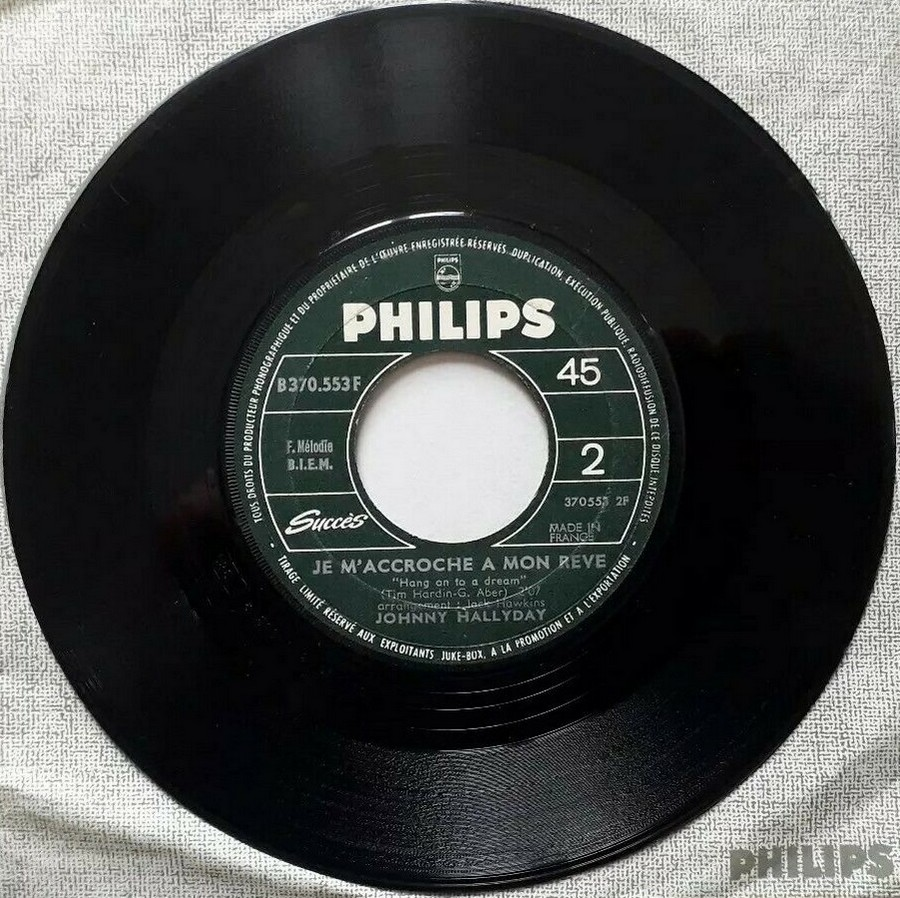 45 TOURS SP PHILIPS ( JUKEBOX )( 1961 - 1969 ) 1967_727