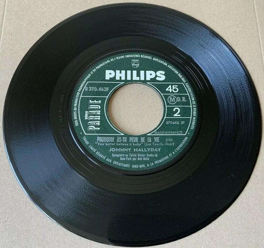 45 TOURS SP PHILIPS ( JUKEBOX )( 1961 - 1969 ) 1967_733