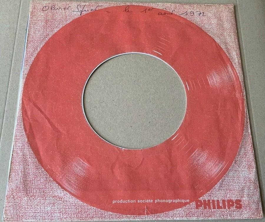 45 TOURS SP PHILIPS ( JUKEBOX )( 1961 - 1969 ) 1967_734