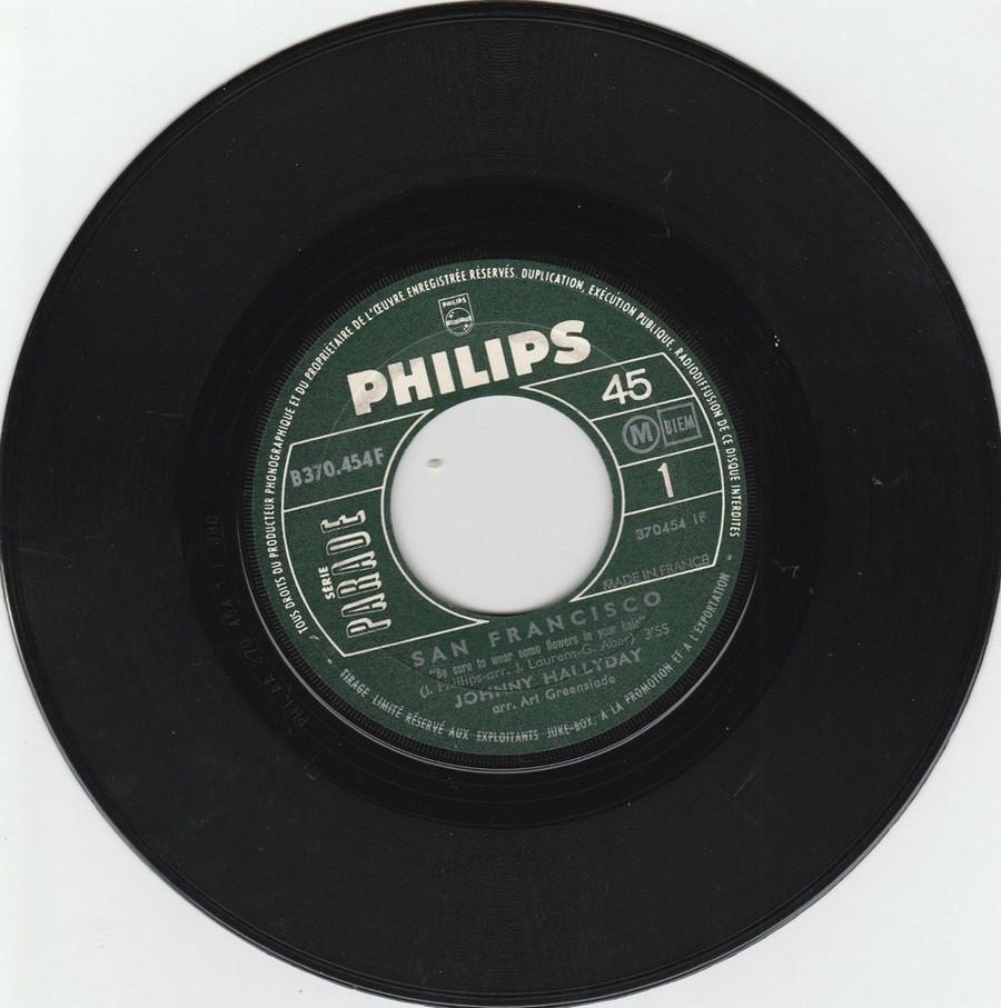 45 TOURS SP PHILIPS ( JUKEBOX )( 1961 - 1969 ) 1967_736