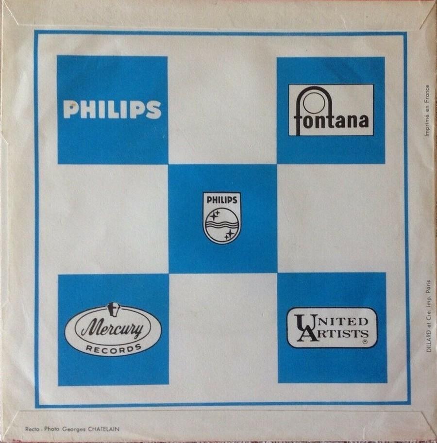 45 TOURS SP PHILIPS ( JUKEBOX )( 1961 - 1969 ) 1967_738