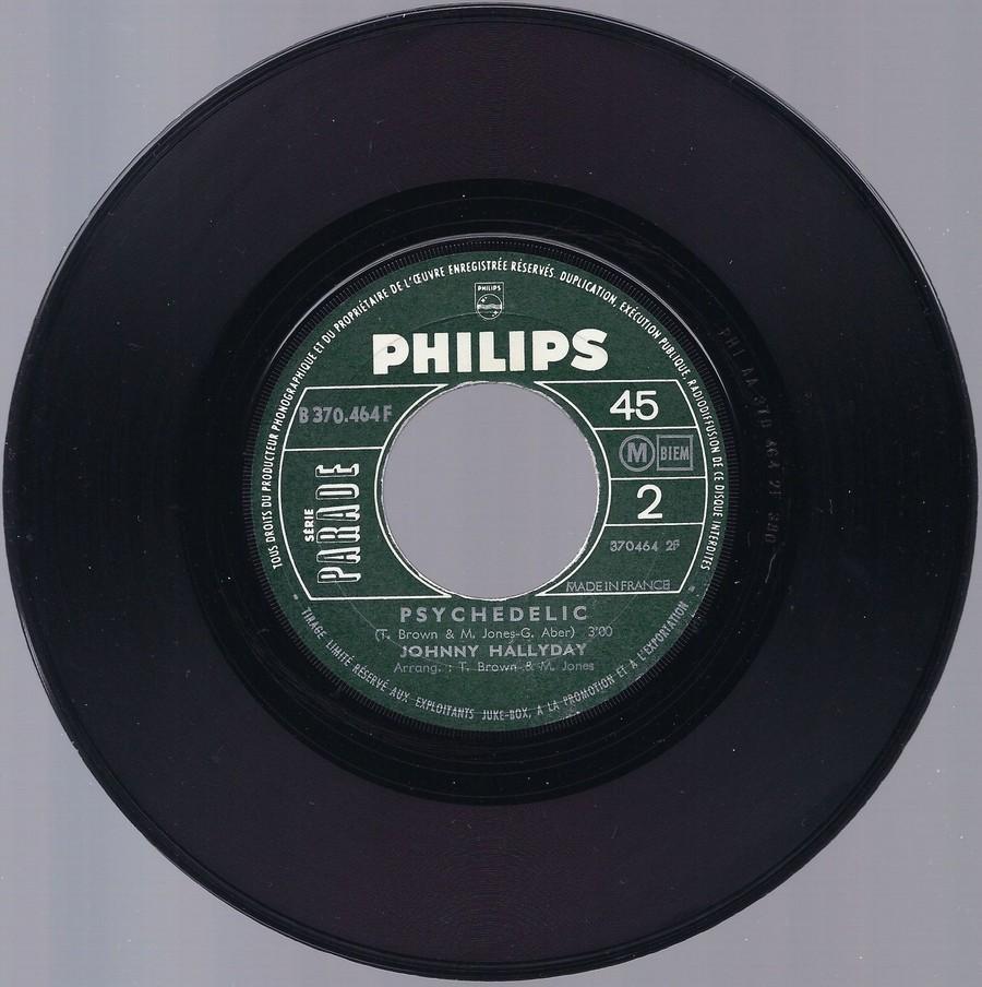 45 TOURS SP PHILIPS ( JUKEBOX )( 1961 - 1969 ) 1967_739
