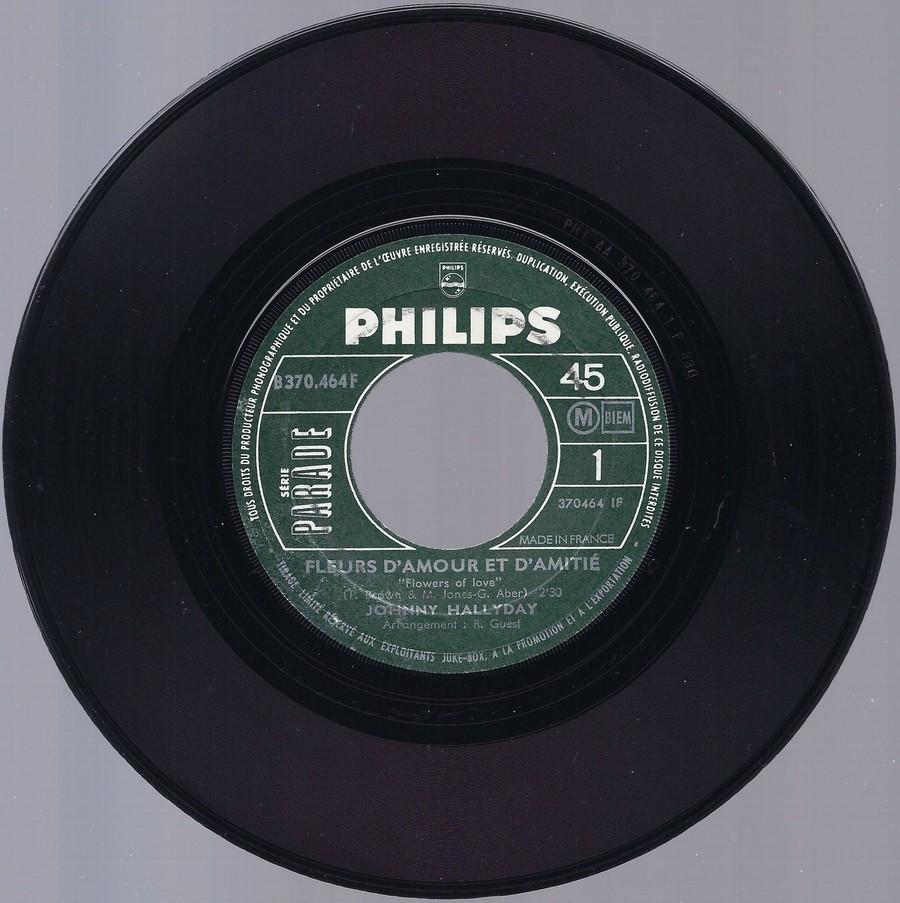 45 TOURS SP PHILIPS ( JUKEBOX )( 1961 - 1969 ) 1967_741