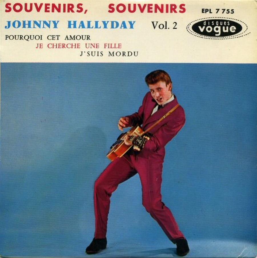 Souvenirs souvenirs ( EP 45 TOURS )( TOUTES LES EDITIONS )( 1960 - 2019 ) 1968_061