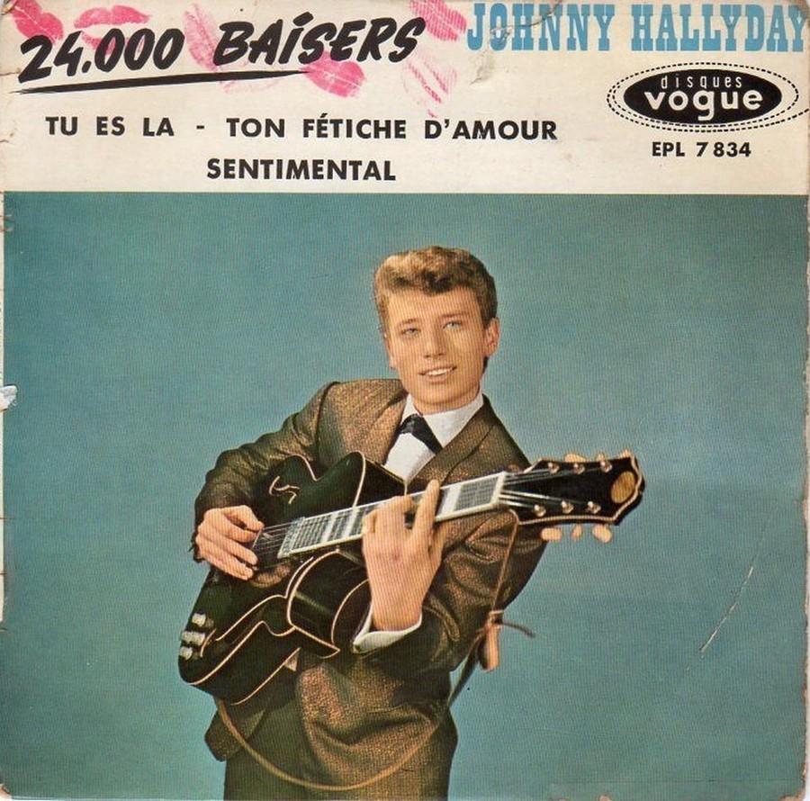24.000 baisers ( EP 45 TOURS )( TOUTES LES EDITIONS )( 1961 - 2019 ) 1968_083