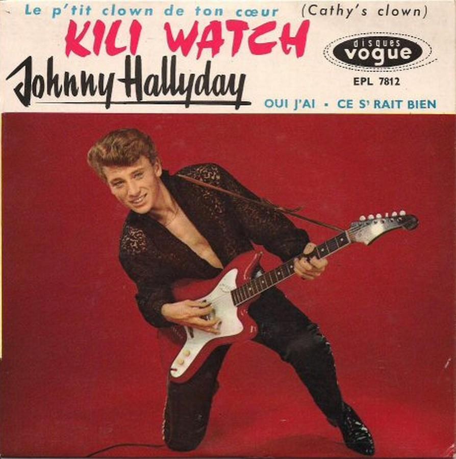 KILI WATCH ( 45 TOURS )( TOUTES LES EDITIONS )( 1960 - 1968 ) 1968_108