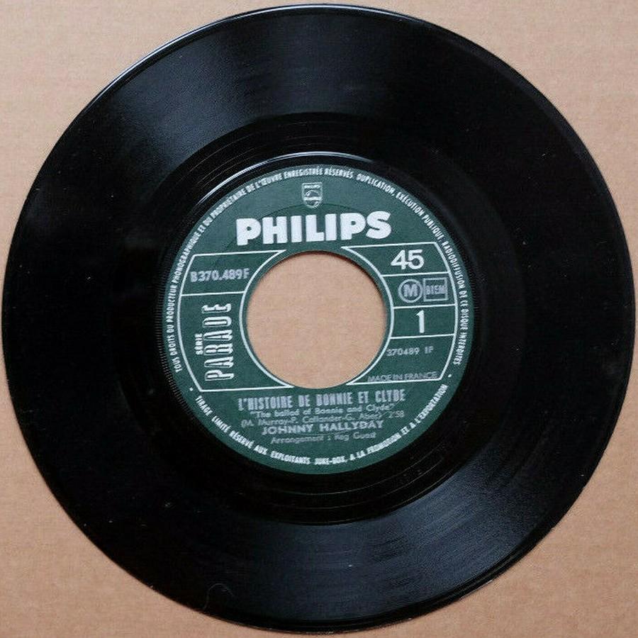 45 TOURS SP PHILIPS ( JUKEBOX )( 1961 - 1969 ) 1968_814