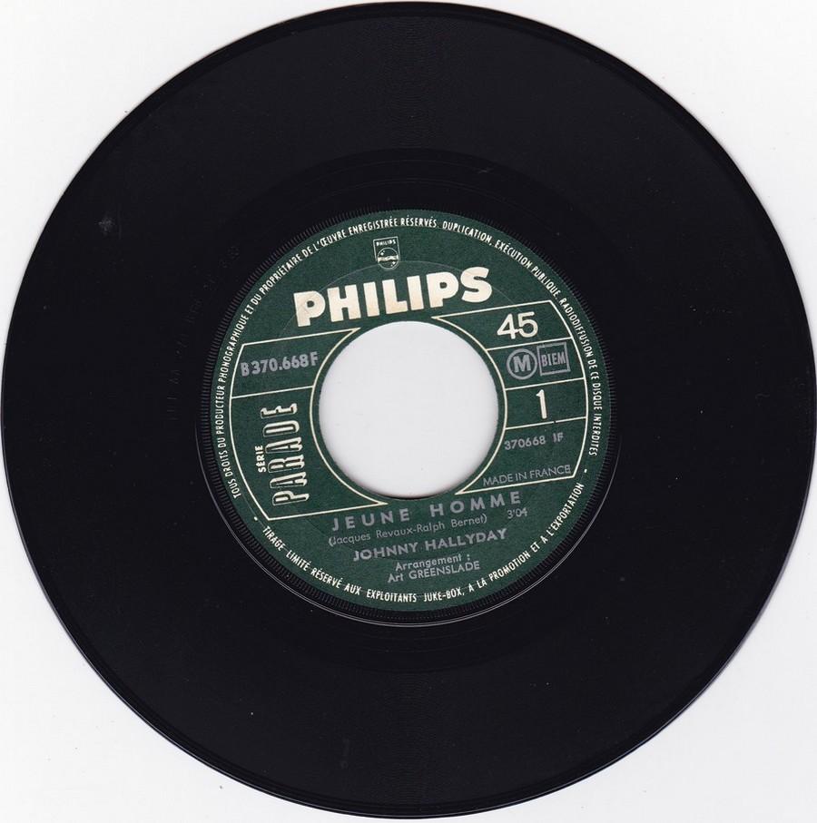 45 TOURS SP PHILIPS ( JUKEBOX )( 1961 - 1969 ) 1968_822