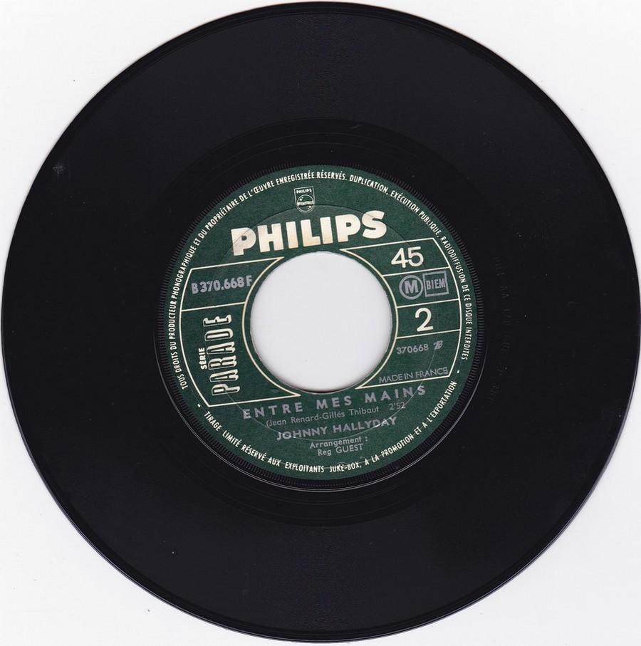45 TOURS SP PHILIPS ( JUKEBOX )( 1961 - 1969 ) 1968_824