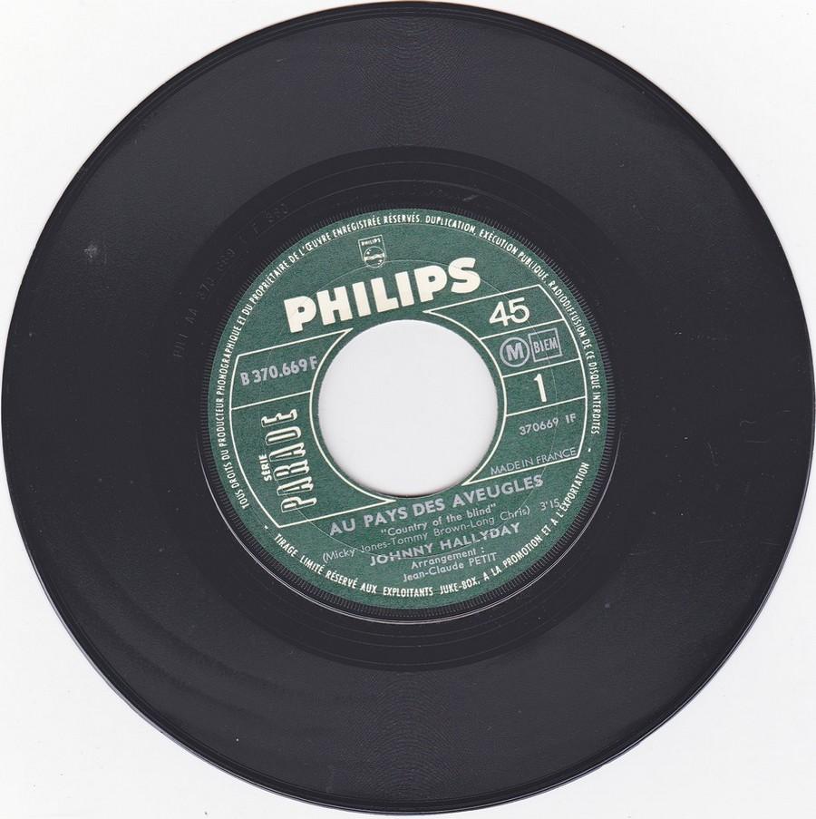 45 TOURS SP PHILIPS ( JUKEBOX )( 1961 - 1969 ) 1968_826