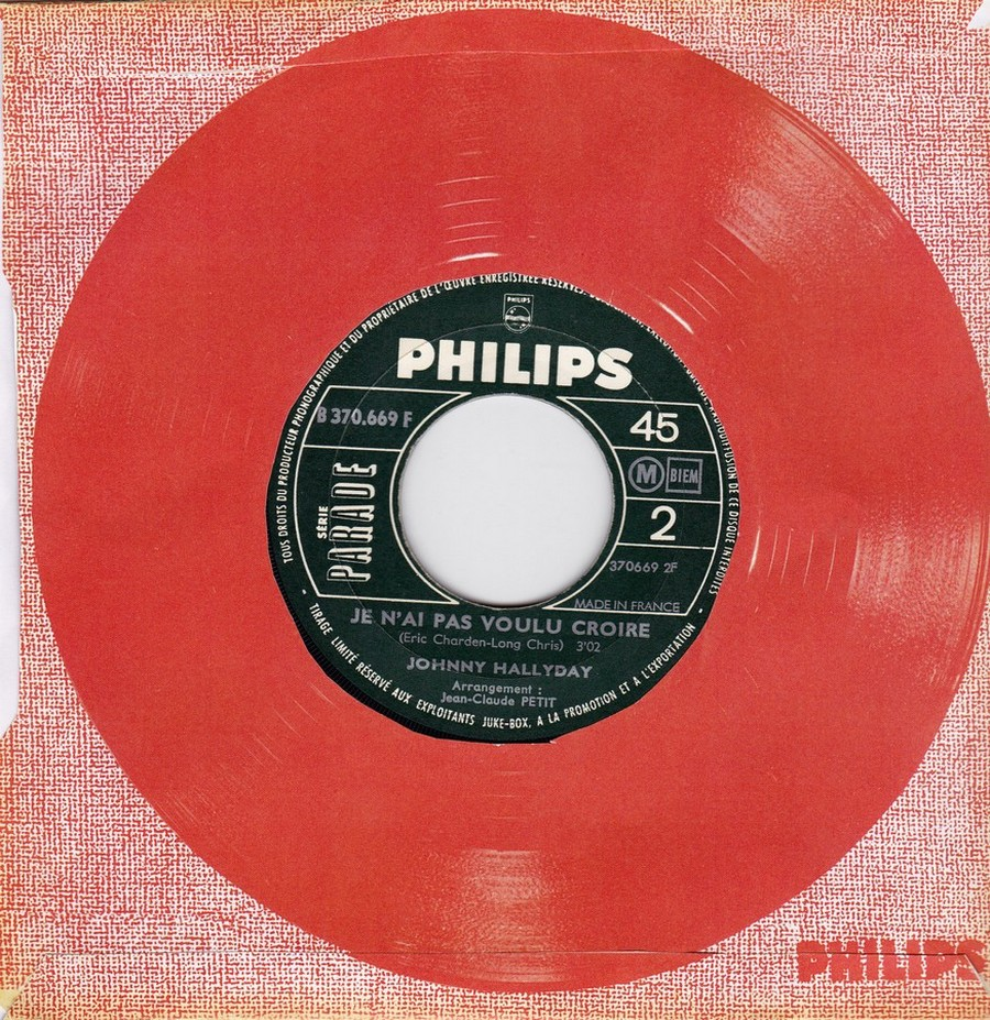 45 TOURS SP PHILIPS ( JUKEBOX )( 1961 - 1969 ) 1968_829