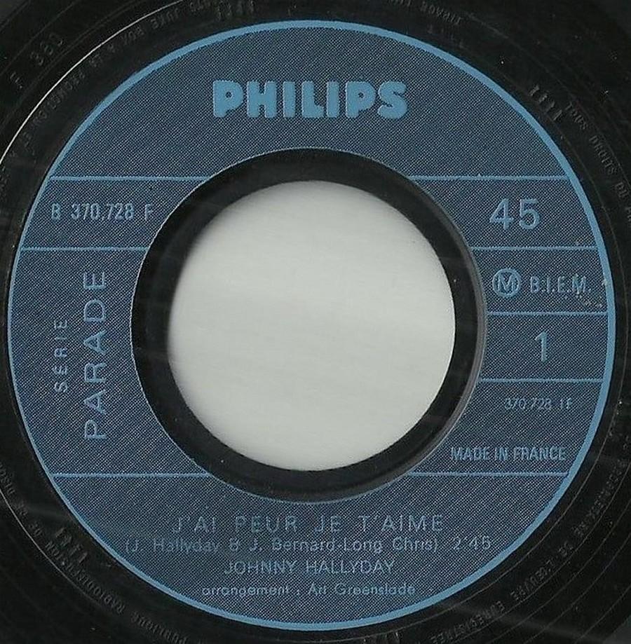 45 TOURS SP PHILIPS ( JUKEBOX )( 1961 - 1969 ) 1968_835