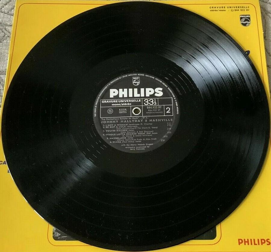 JOHNNY HALLYDAY A NASHVILLE ( 33 TOURS )( TOUTES LES EDITIONS )( 1968 - 1982 ) 1968_j60